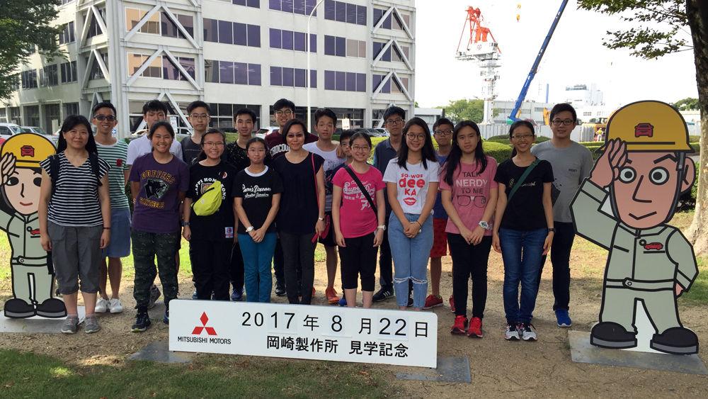 SSPC 2017 Japan Tour