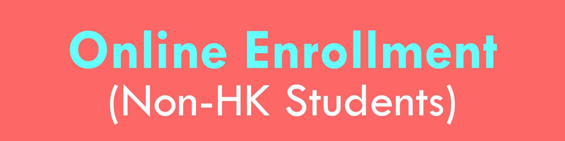 Enrollment_Non-HK Students